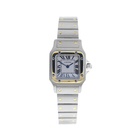 Pre-Owned Cartier Santos Ladies Watch
