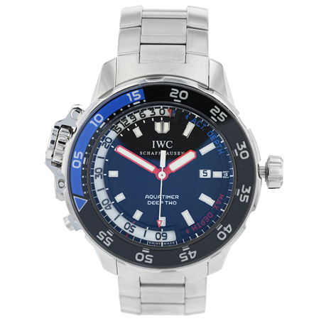 Pre-Owned IWC Aquatimer Deep Two