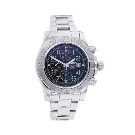Pre-Owned Breitling Super Avenger Men's Watch
