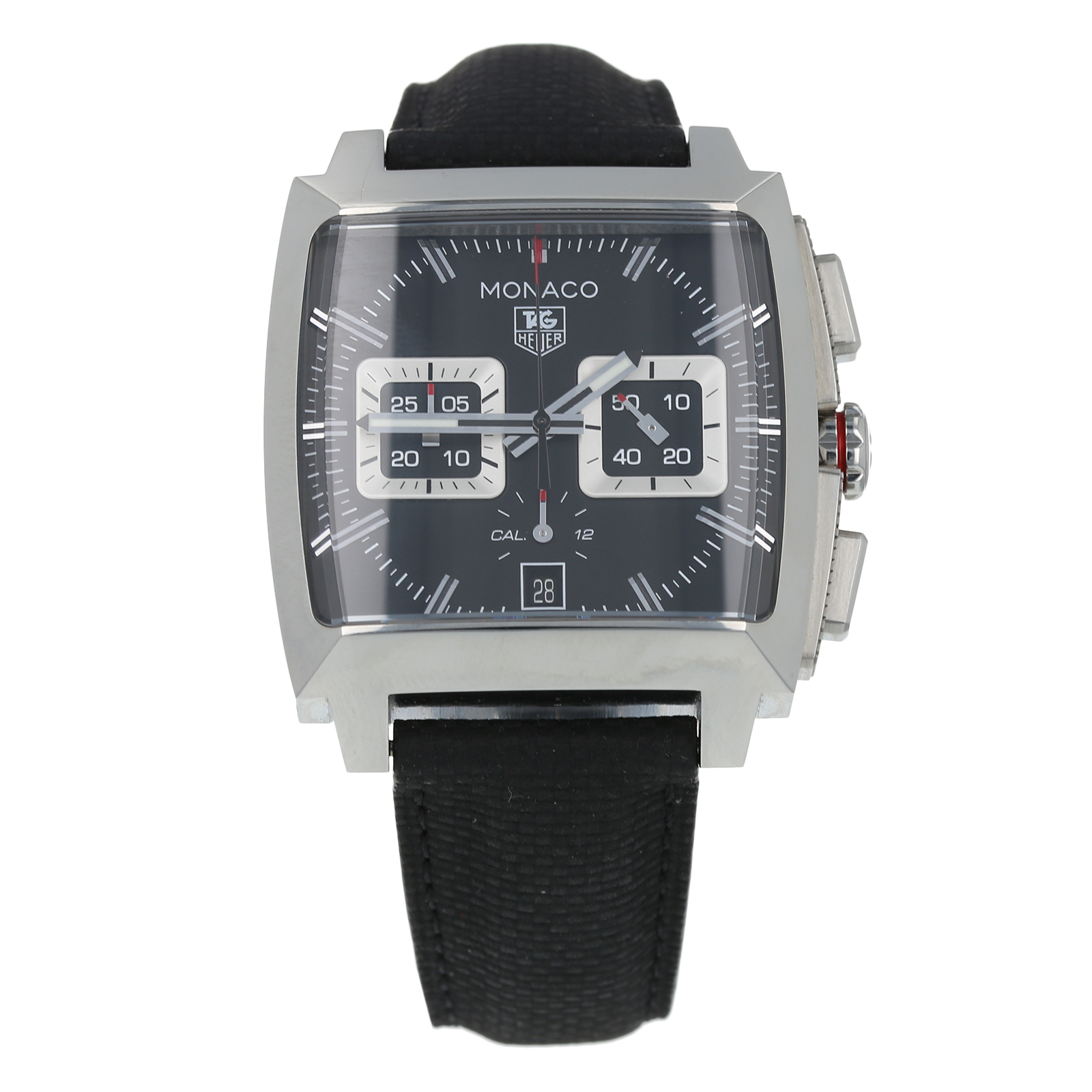 Pre-Owned TAG Heuer Monaco Men's Watch