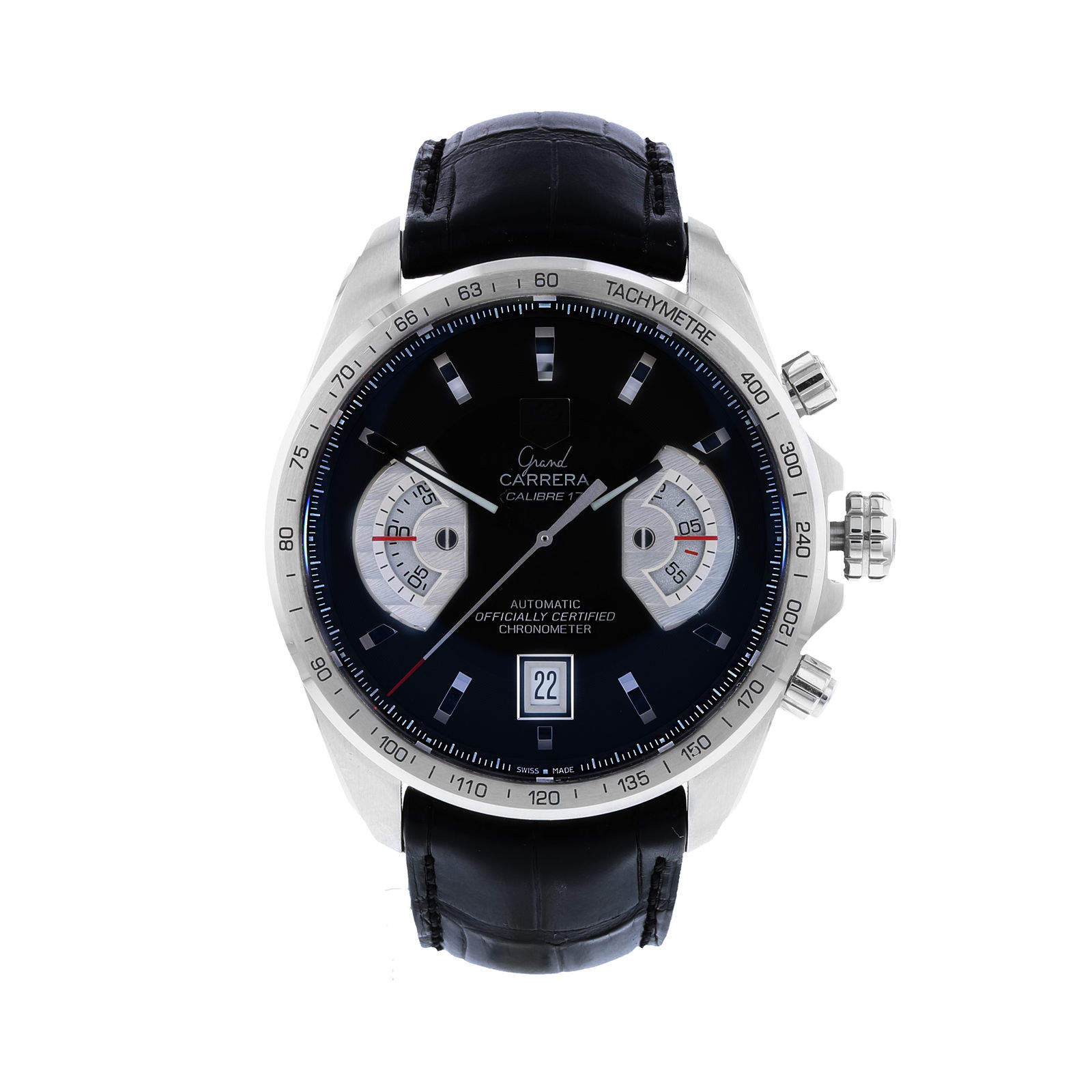 Pre-Owned Tag Heuer Grand Carrera Mens Watch