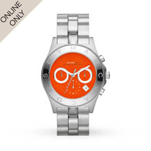 Unisex Marc by Marc Jacobs Blade Chronograph Watch
