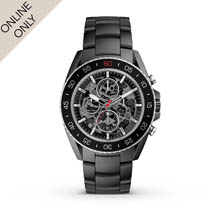 Mens Michael Kors Jet - Master Automatic Watch